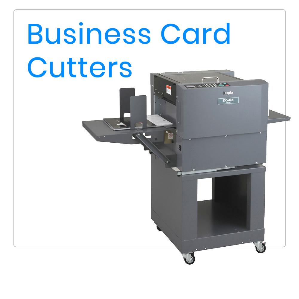 Business Card Cutters
