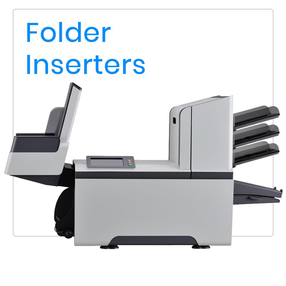 Folder Inserters & Maintenance