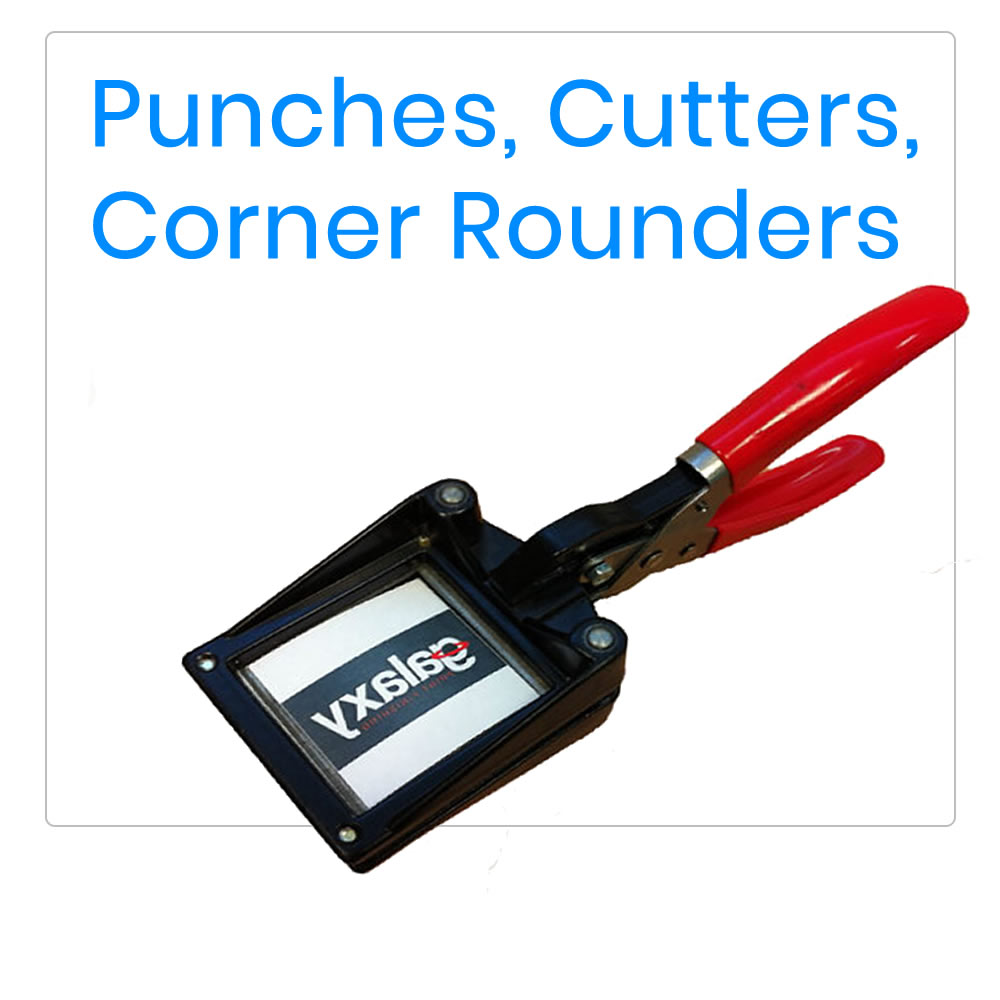 Punches,Cutters, Corner Rounders