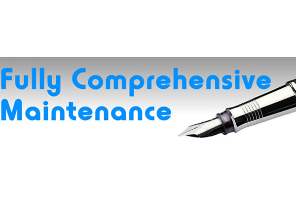 12 month fully comprehensive maintenance FI60 DS60 FPi1000