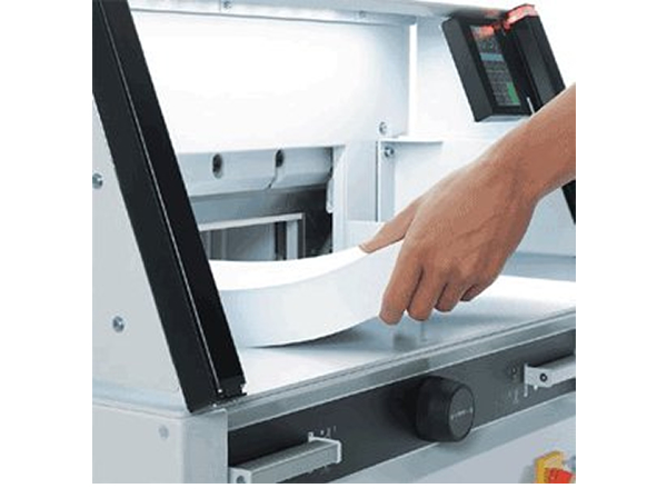 IDEAL 5260 Electronic Ream Cutter / Guillotine