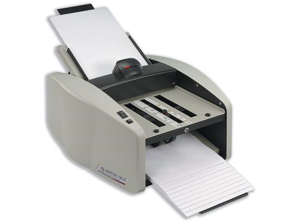 Back to base service / repair A4 paper folding machines