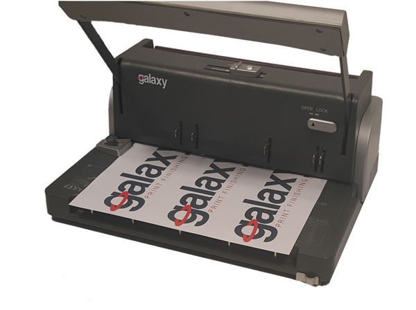 Galaxy G150 Wire Binding Machine