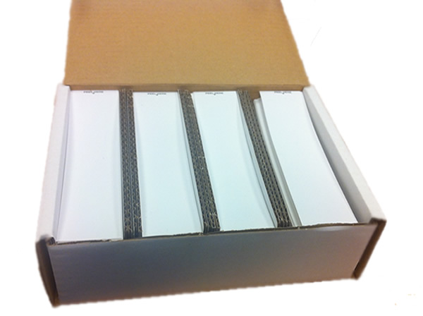 1000 Pitney Bowes Franking Machine Labels Single Strip