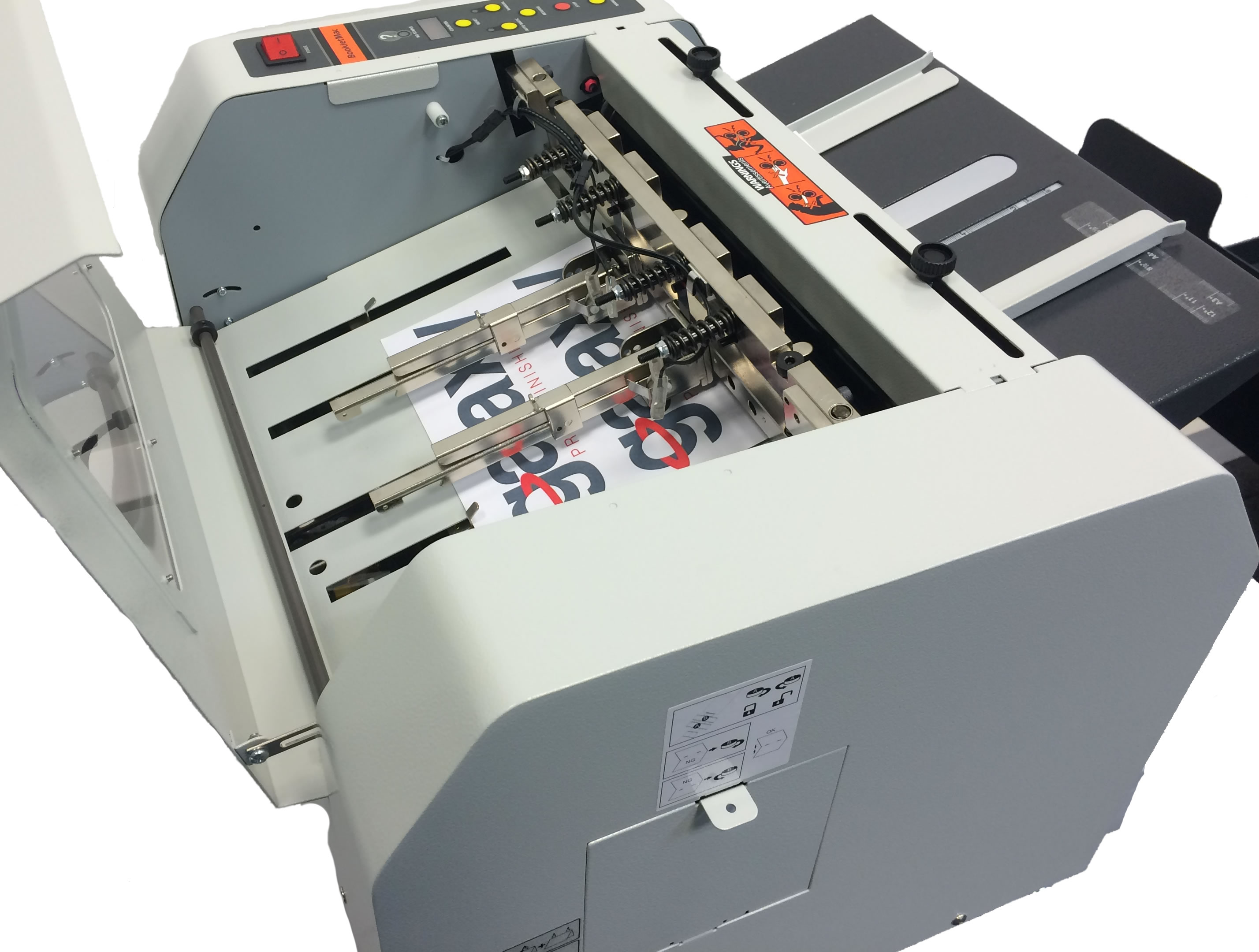 Galaxy VR-930 booklet maker